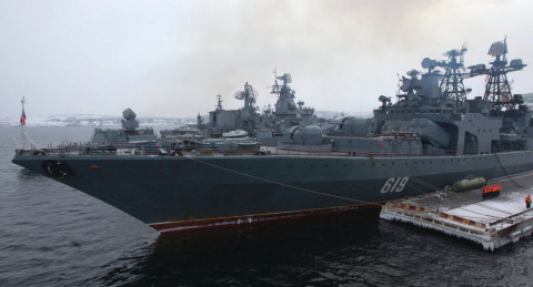 16.3.2015: Putin Orders Northern Fleet to Full Alert for Combat Readiness Drills