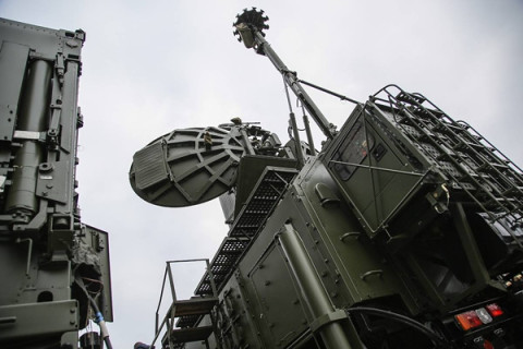 Krasukha-S4 EW system incorporates the best of previous-generation EW technologies (SPN-30 jamming station)
