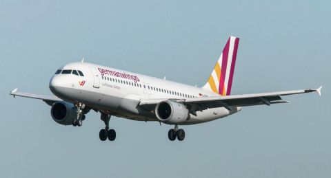 A320 Germanwings. Photo Gerard van der Schaaf
