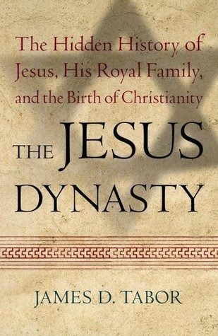 Jesus Dynasty-book