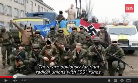 Kiev Ambassador to Germany-Neo-Nazis are part of our forces