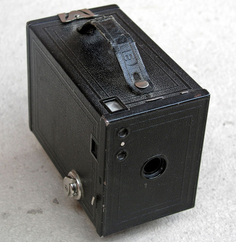 Kodak No. 2 Brownie box camera, circa 1910