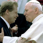 Pope+havel