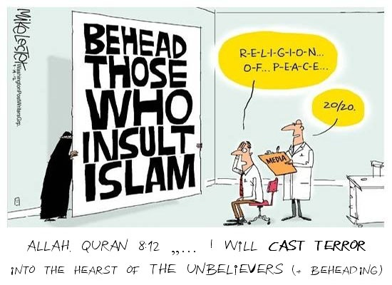 Religion-Of-Peace, islam beheading