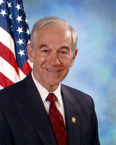 Ron Paul, former Member of the U.S. House of Representatives from Texas's 14th district