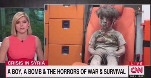 Syria 'White Helmets' Exposed, Propaganda Instrument, syrian boy omran in CNN 6
