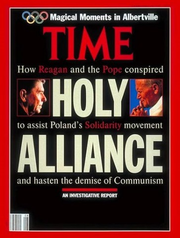 TIME magazine, Holy-Alliance, Feb-24-1992