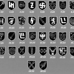 Wehrmacht and SS panzer Divisions and their Emblems