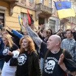 ukraine-Fascists of the world, unite!-Yes, they're clearly interested in democracy