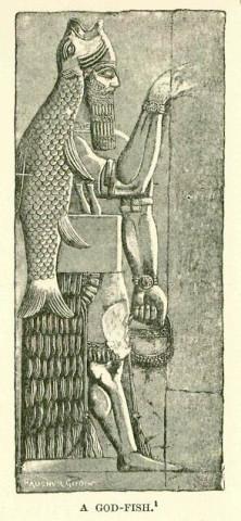 Dagon-fish-god